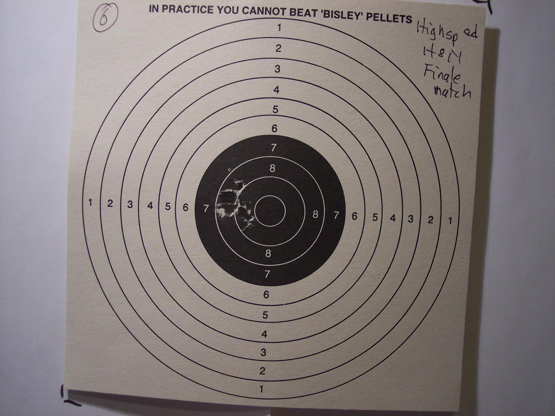 Webley Hustler Needle Point .177